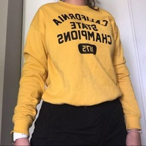 California State Champs Crewneck